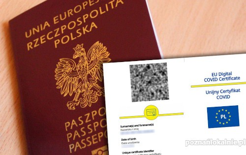 Paszport covidowy, Unijny Certyfikat Covid, Negatywny test Covid-19