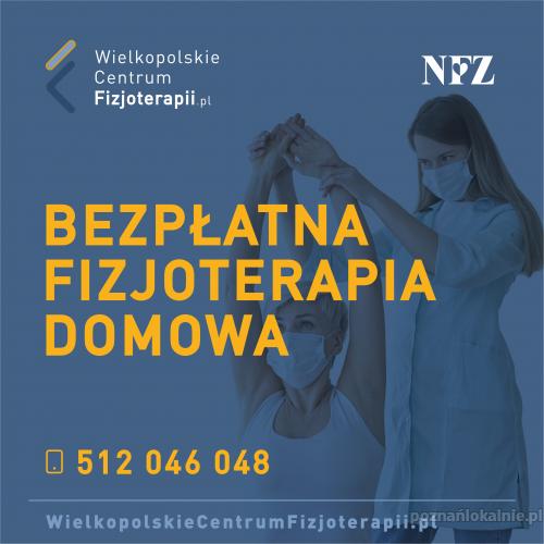 Bezpłatne Zabiegi Rehabilitacji - Fizjoterapii Domowej